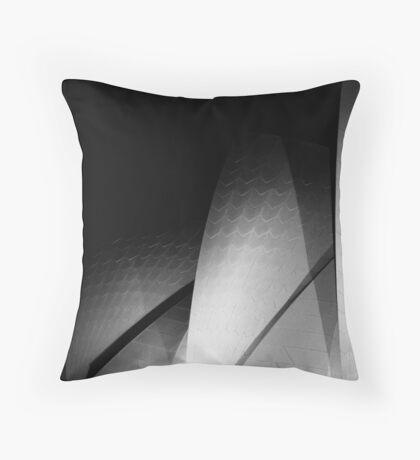 Shade Sails Throw Pillow