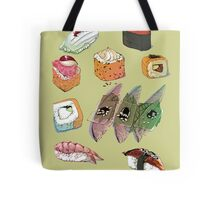 Sushi set Tote Bag