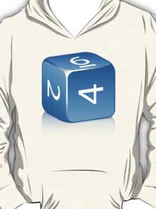 6-sided Die T-Shirt