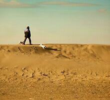 dune walkies by paulgrand
