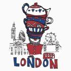 London Teatime by fluffymafi