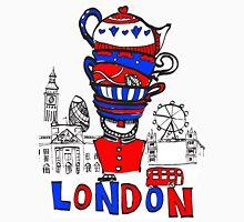 London Teatime Unisex T-Shirt