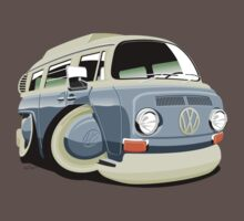 VW bay window T2 bus T-Shirt