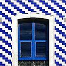 Blue & White by EvaMarIza