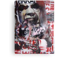 Kerrangmustbedestroyed! Canvas Print