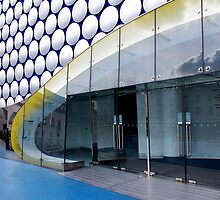Bullring reflection 3 by Jazzdenski