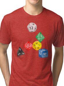 Dice Tri-blend T-Shirt