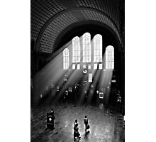 Grand Central... Photographic Print