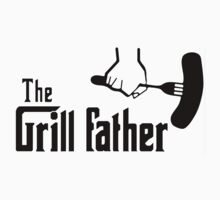 The Grill Father T-Shirt