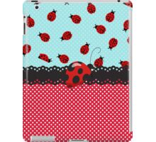 Charming Ladybugs iPad Case/Skin