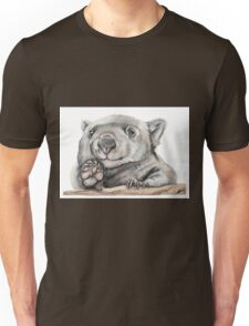 Lucy the Wombat Unisex T-Shirt
