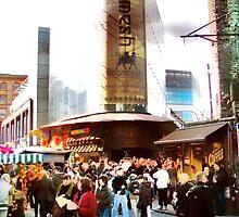 Camden Market by A90Six