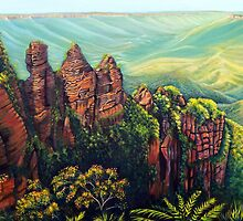 Timeless, Blue Mountains by © Linda Callaghan