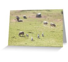 Looking for mum Greeting Card