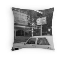 Perth - Wired for Sound Throw Pillow
