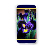 A Different View of Irises Samsung Galaxy Case/Skin
