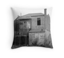 Perth - Abandoned Throw Pillow