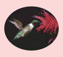 Hummingbird with Flower Kids Clothes