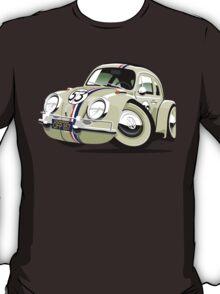 VW Beetle Herbie the Lovebug T-Shirt