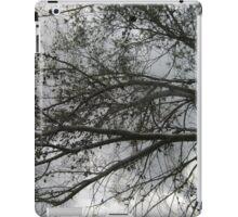 Tree seen from below iPad Case/Skin