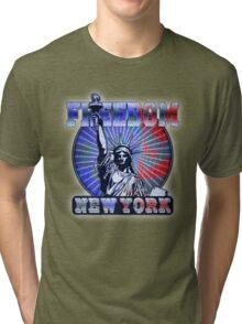 Freedom New York Tri-blend T-Shirt