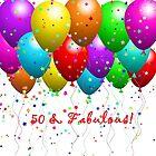 50 & Fabulous by purplesensation