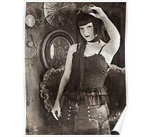Vintage Steampunk Poster