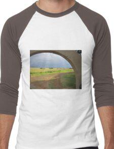 Gate to the outside Men's Baseball ¾ T-Shirt