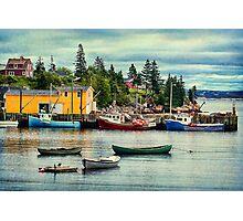 Northwest Cove, Nova Scotia Photographic Print