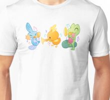 trumpets Unisex T-Shirt