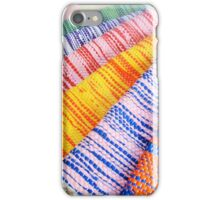Hand made rugs iPhone Case/Skin