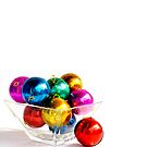 Christmas Baubles by Anaa