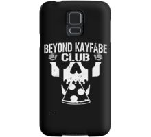 Beyond Kayfabe Podcast - BK CLUB Samsung Galaxy Case/Skin