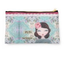 Fly - be brave Studio Pouch