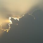 "every dark cloud has a ""golden"" lining!! by sneha"