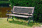 Romantic Bench by Jo Nijenhuis