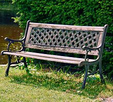 Romantic Bench by Jo Nijenhuis