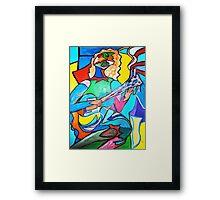 Melody Framed Print