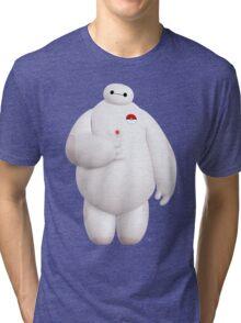 Baymax Pokemon Tri-blend T-Shirt