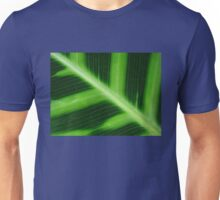 Green Stripes Unisex T-Shirt