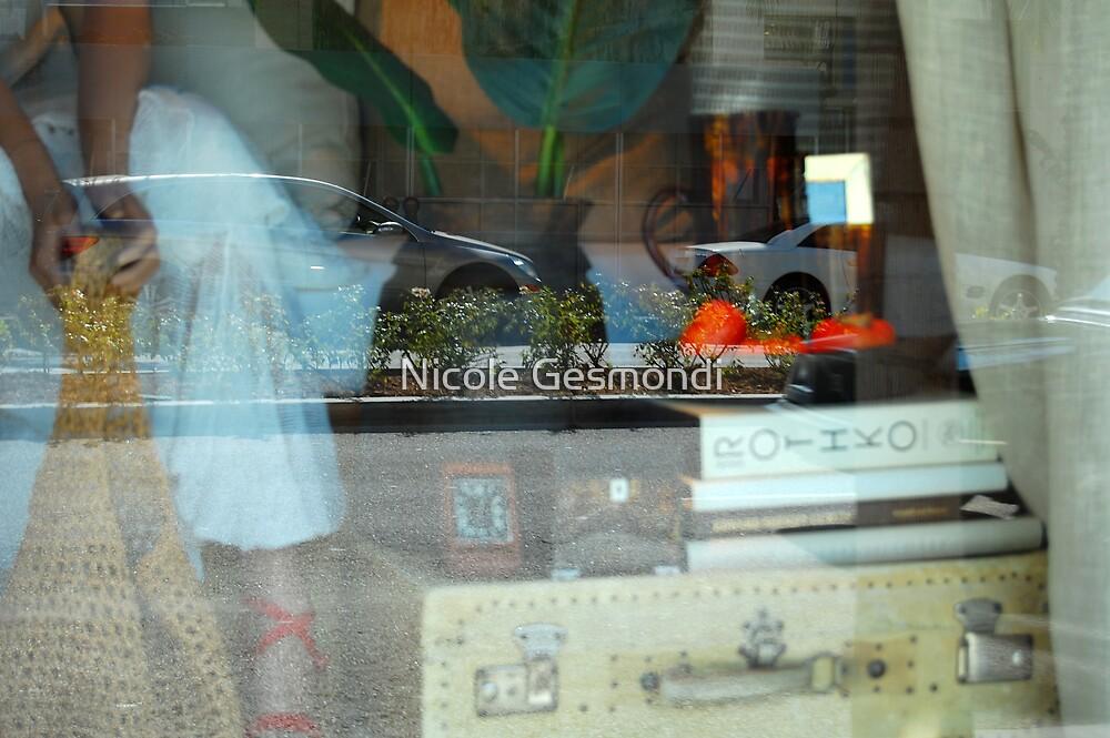Waiting for Rothko by Nicole Gesmondi