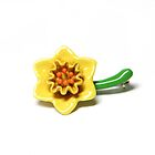Daffodil Brooch by priddylaydee