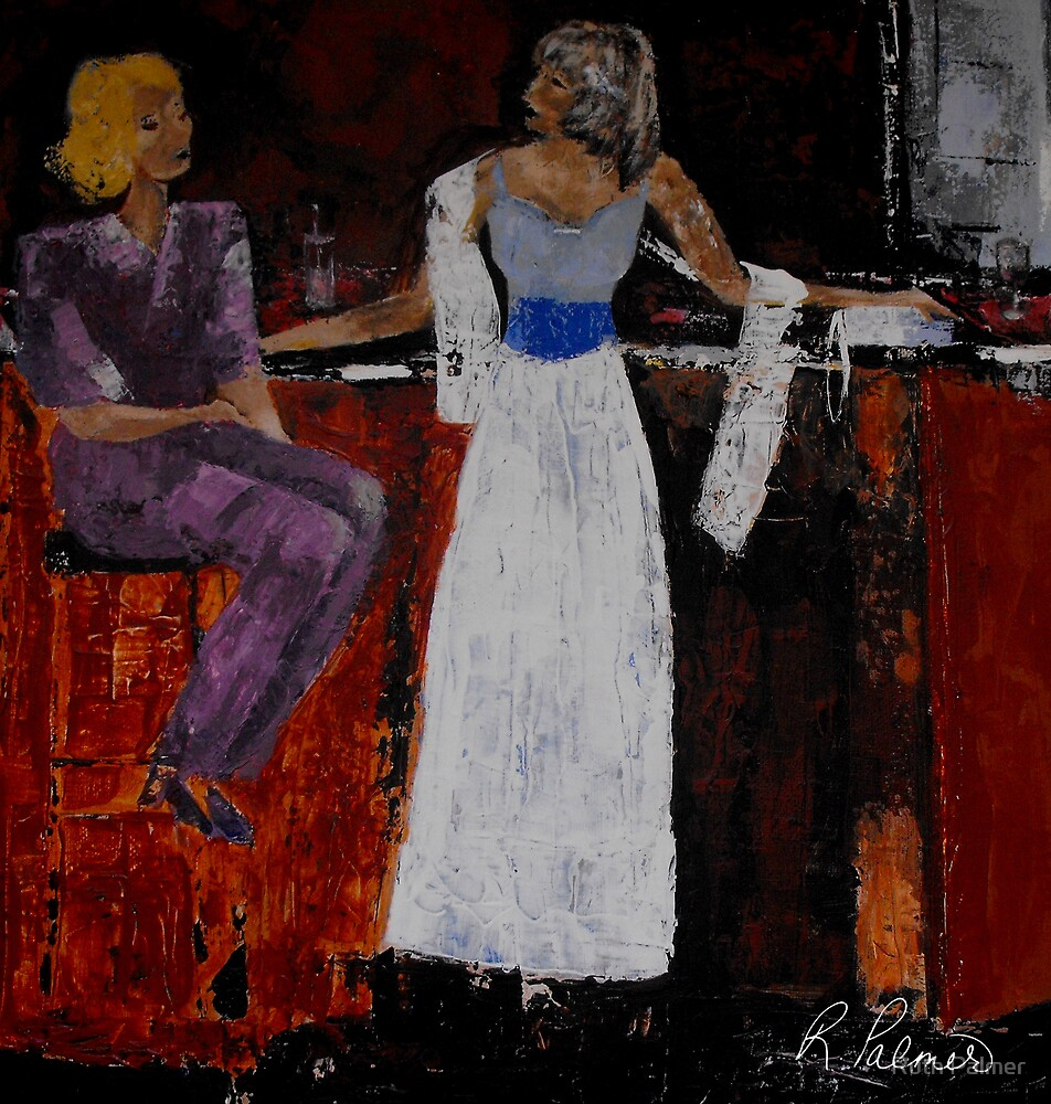 Party Conversations by Ruth Palmer
