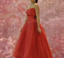 Prom Dress by Jarede Schmetterer