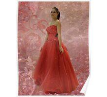 Prom Dress Poster