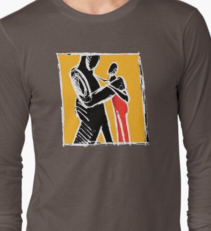 face your fears Long Sleeve T-Shirt