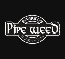 Baggins Pipe Weed by Iconic-Images