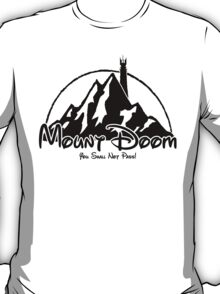 Mount Doom T-Shirt