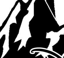 Mount Doom Sticker
