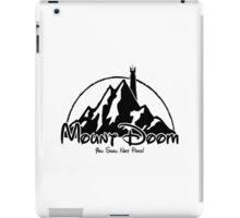 Mount Doom iPad Case/Skin